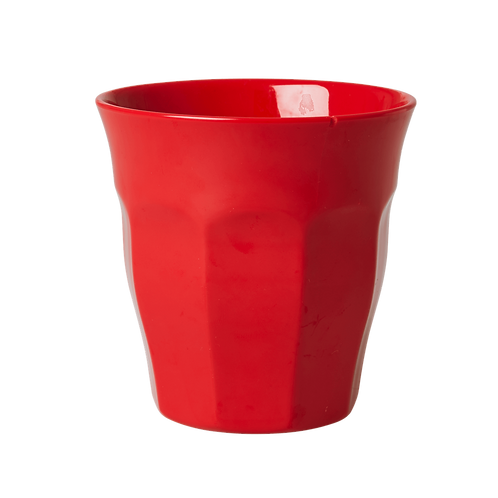 Rice Red Melamine Cup