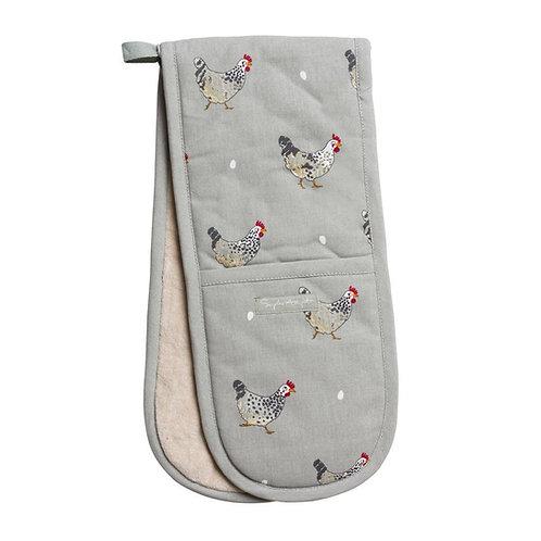 Sophie Allport Chicken Oven Gloves