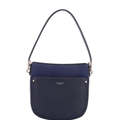 David Jones Navy Blue Handbag
