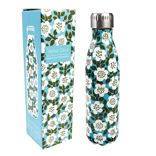 Rex Astrid Olive Stainless Steel Bottle