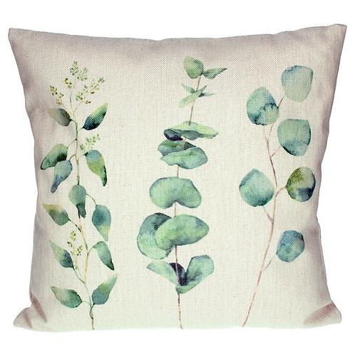 Gisela Graham Eucalyptus Cushion
