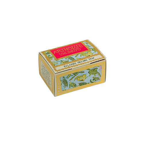 ARTHOUSE Unlimited Relaxing Organic Soap 100g