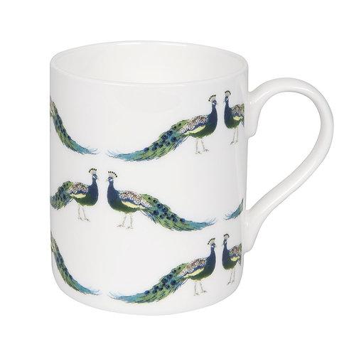 Sophie Allport Peacock Mug
