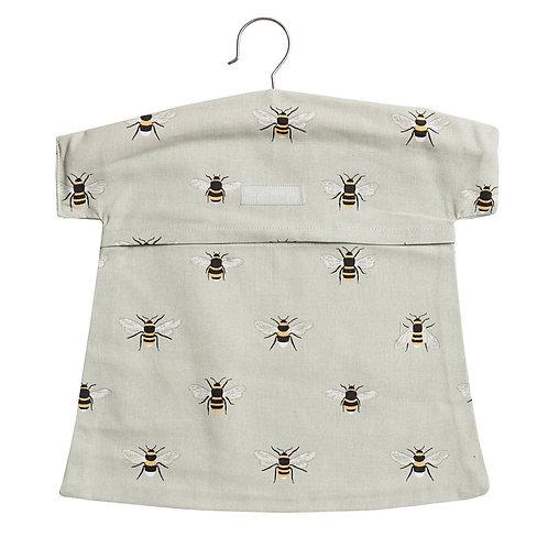 Sophie Allport Bees Peg Bag