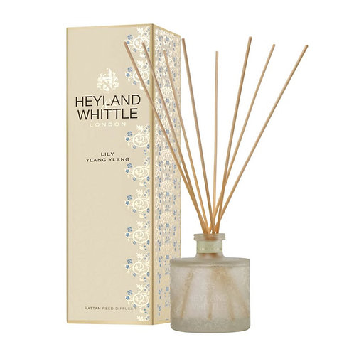 Heyland and Whittle Gold Classic Lily Ylang Ylang Reed Diffuser 200ml