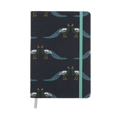 Sophie Allport Peacock Notebook