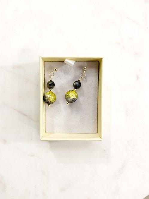 Ronin Juniper Earrings