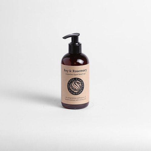 St.Eval Bay and Rosemary Liquid Hand Soap 250ml