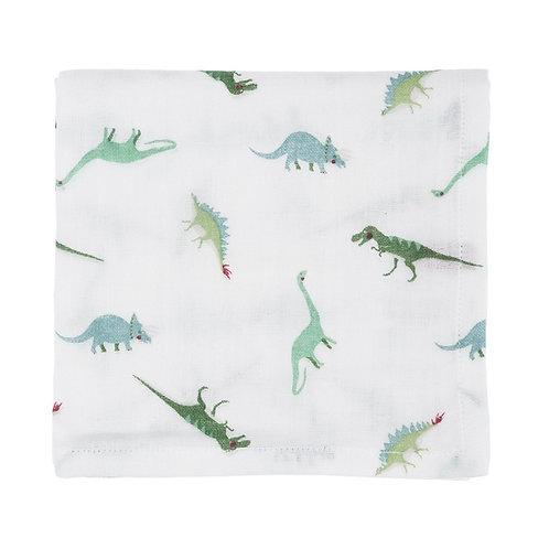 Sophie Allport Dinosaur Muslins (2 Pack)