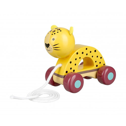 Leopard Pull Allong