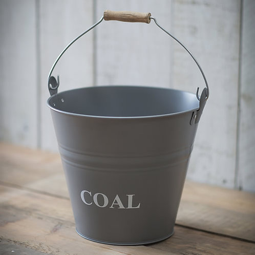 Garden Trading Charcoal Coal Bucket