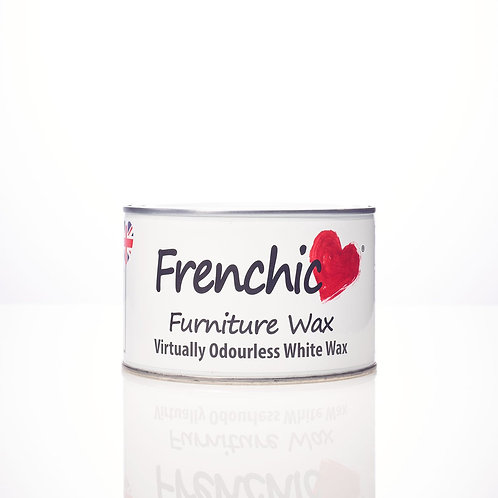 Frenchic White Furniture Wax 400ml