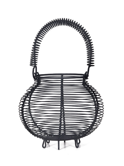 Garden Trading Carbon Wire Egg Basket