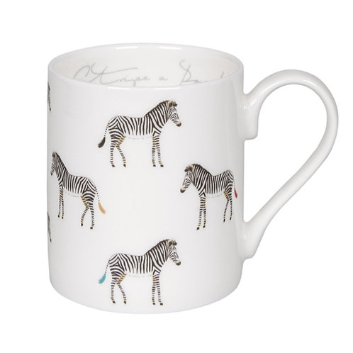 Sophie Allport Zebra Mug