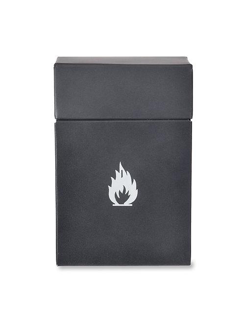 Garden Trading Carbon Firelighter Box