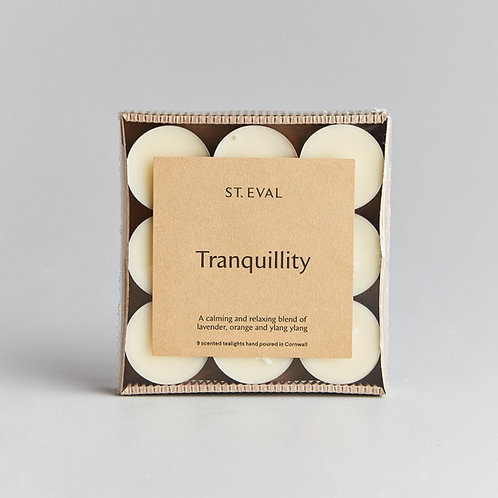 St.Eval Tranquility Tealights