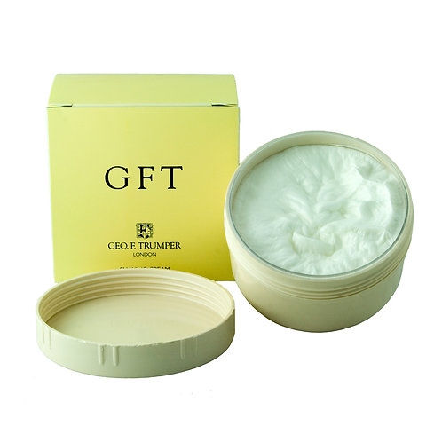 Geo. F. Trumper GFT Cream Shaving Foam 200g