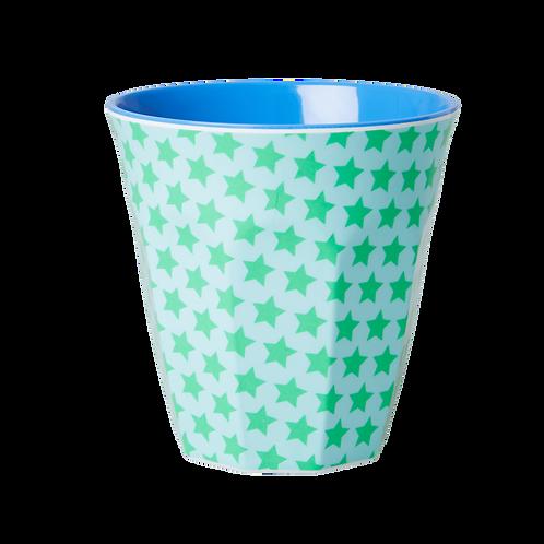 Rice Green Star Melamine Cup