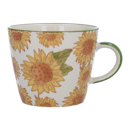 Gisela Graham Sunflower Mug
