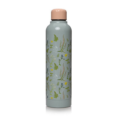 RHS Wildflower Metal Water Bottle