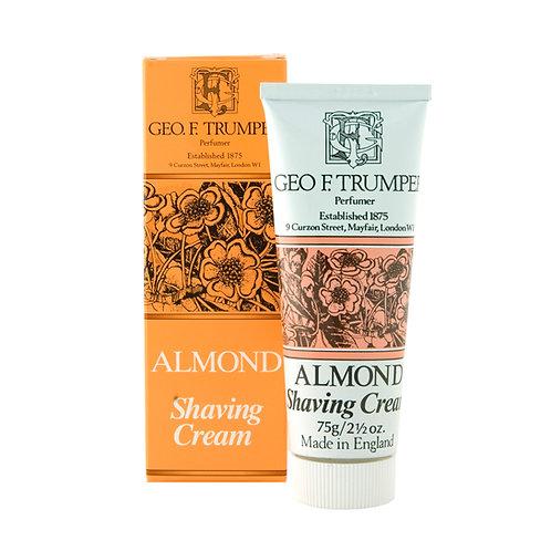 Geo. F. Trumper Almond Shaving Cream 75g