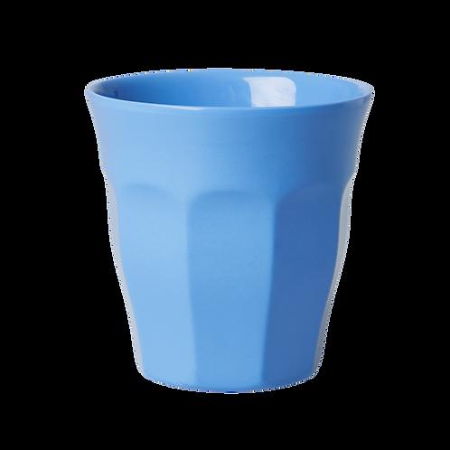 Rice Cornflower Blue Melamine Cup