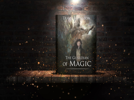 The First Chapter of The Guardian of Magic