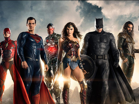 Story Inspection: Justice League (Spoilers!)