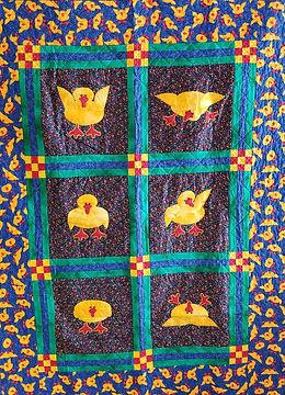 Duck Quilt