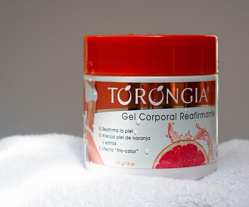 Toronia gel corporal reafirmante