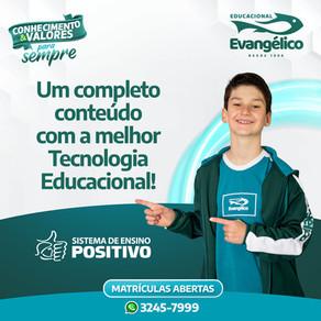 Sistema de Ensino Positivo