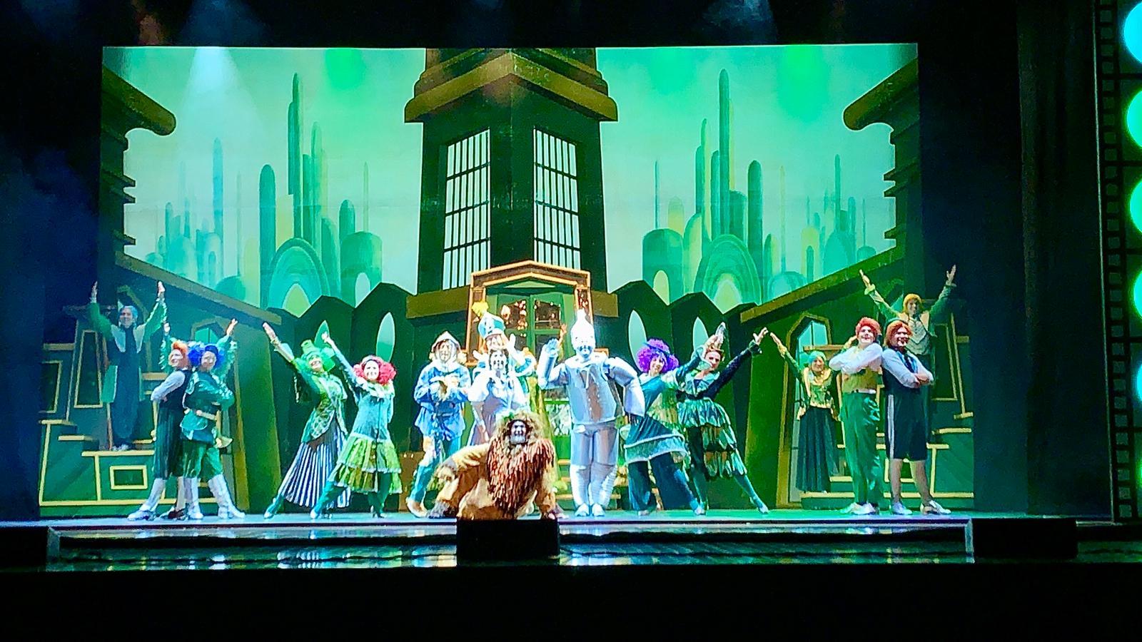 Wizard of Oz Tour 2019