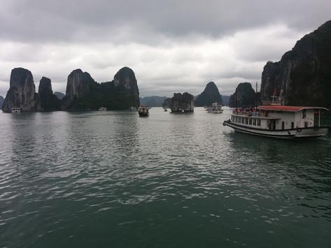 Norte de Vietnam: Hanoi y Bahía de Ha Long