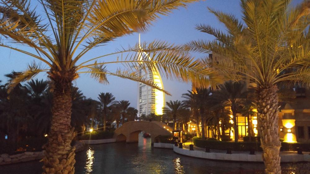 Burj Al Arab, Dubai, Emiratos Árabes,