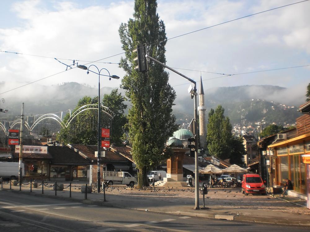 Sarajevo, Bosnia,