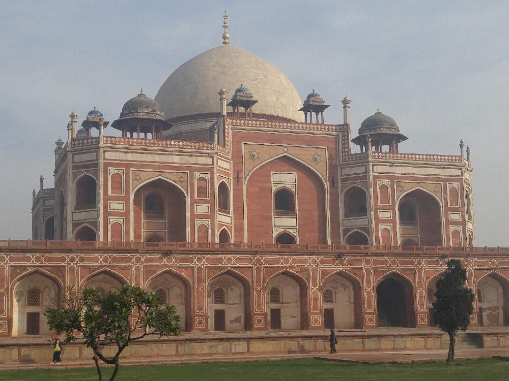 Humayún, Delhi, India,