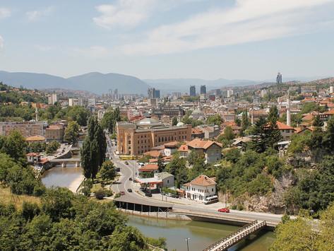 Sarajevo, mi ciudad favorita de los Balcanes