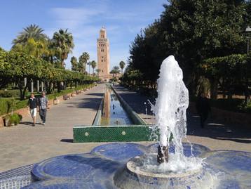 10 cosas que ver y hacer en Marrakech