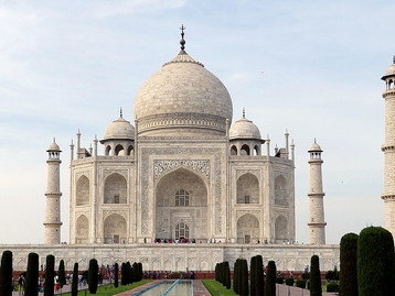Visita a Agra y Taj Mahal