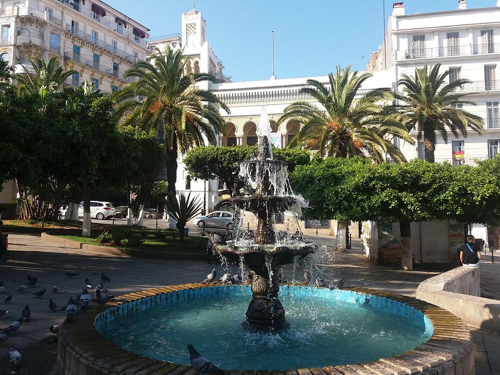 Argelia, Argel,