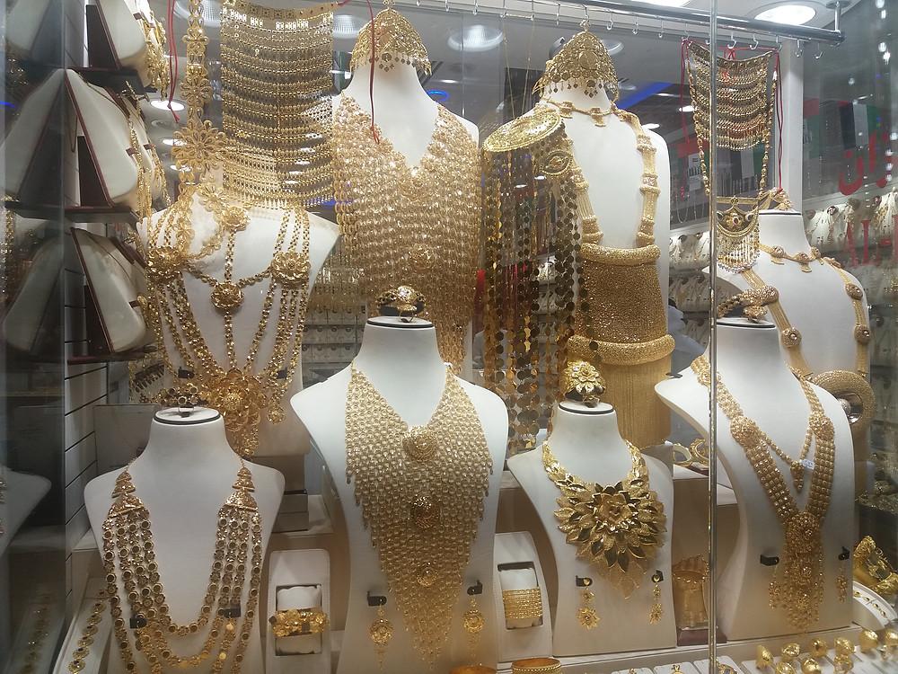 Dubai, zoco, oro, Emiratos Árabes,