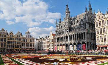 8 ciudades que visitar en Bélgica