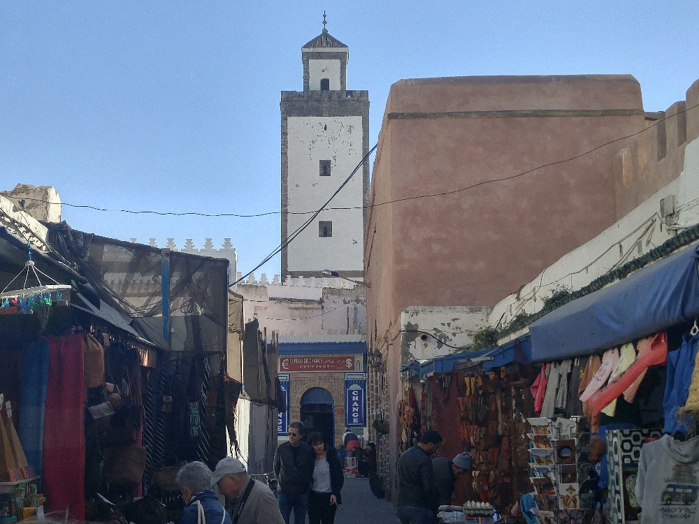 Essaouira, Marruecos,