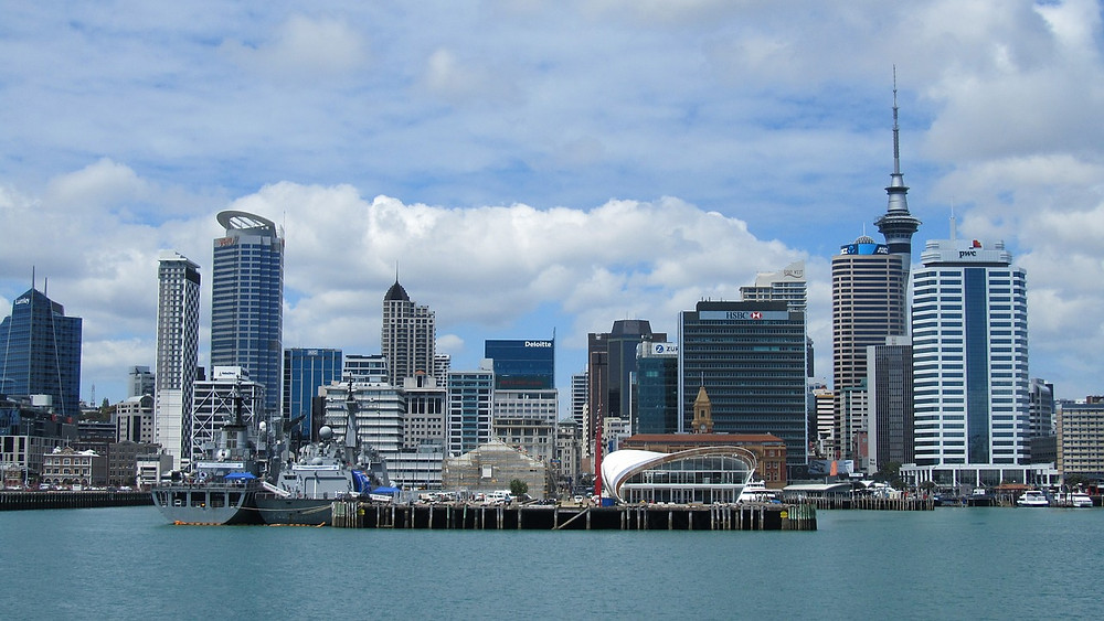 Auckland, Nueva Zelanda,