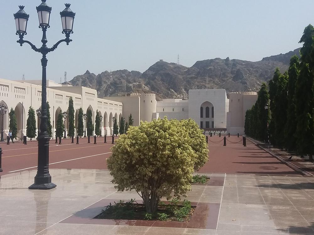 Mascate, Omán,