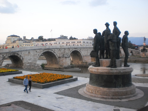 Skopje: qué ver en la capital de Macedonia