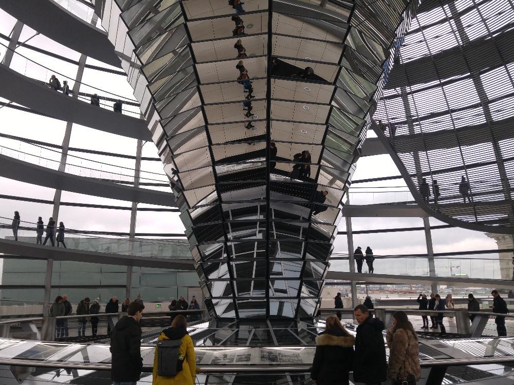 Reichstag, Berlín, Alemania,