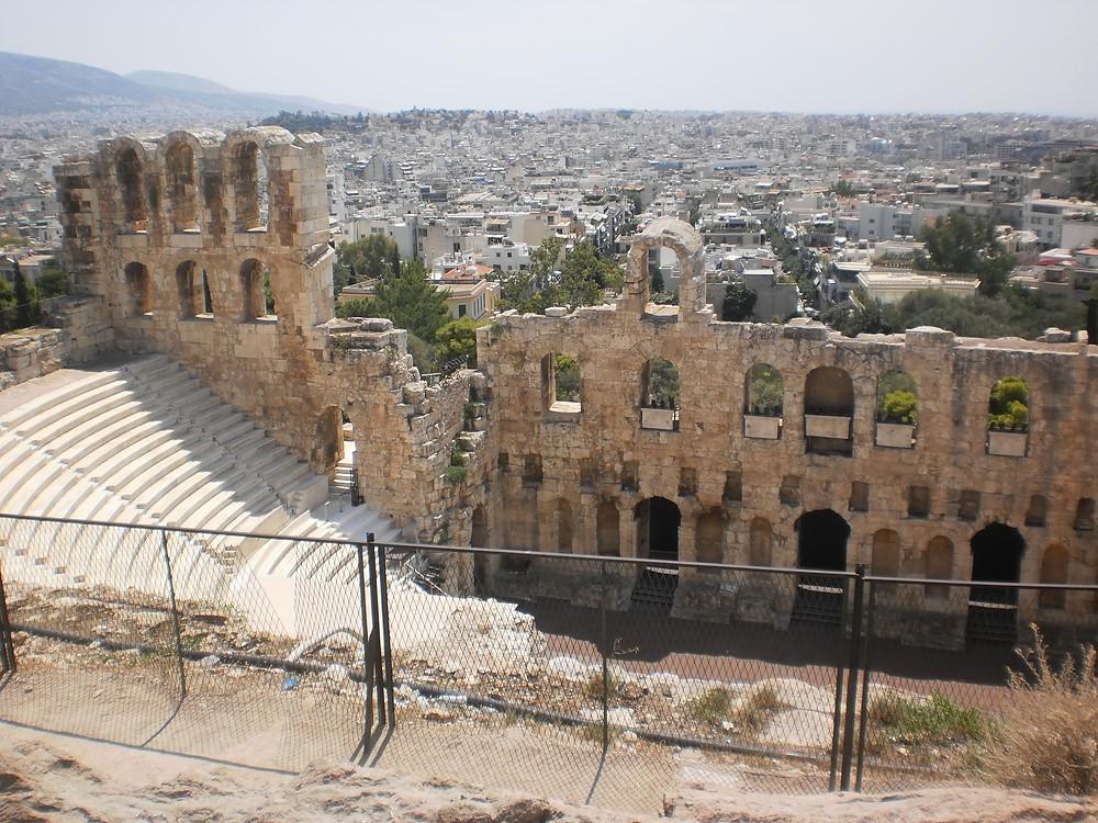 Atenas, Grecia,