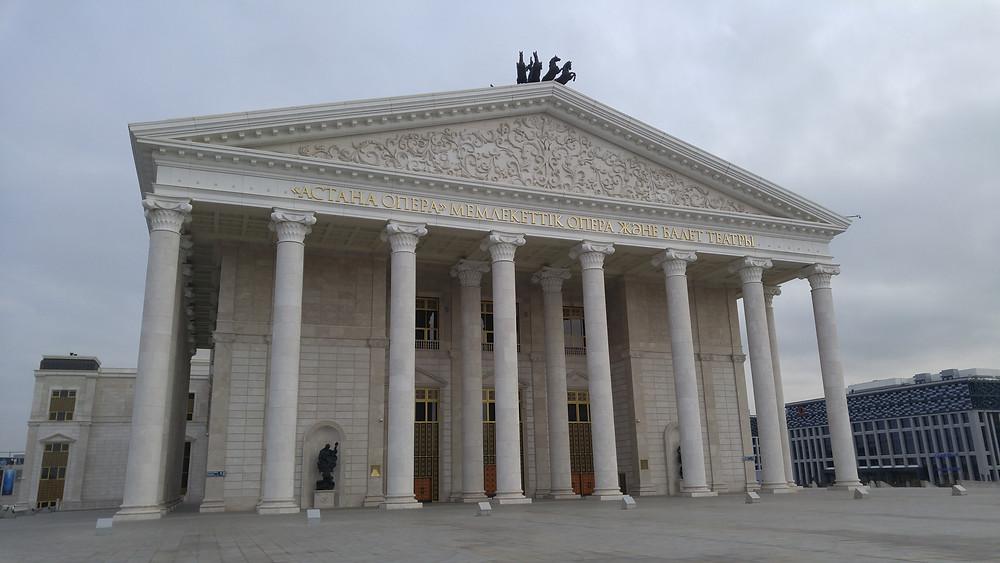Astana, Kazajstán,