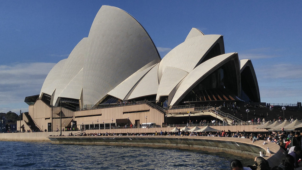 Sidney, Australia, Ópera de Sidney,